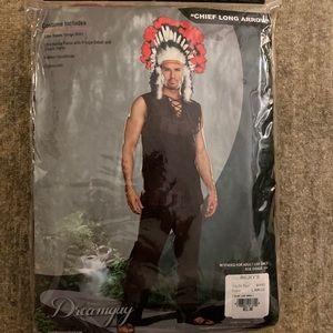 Chief long arrow Halloween costume